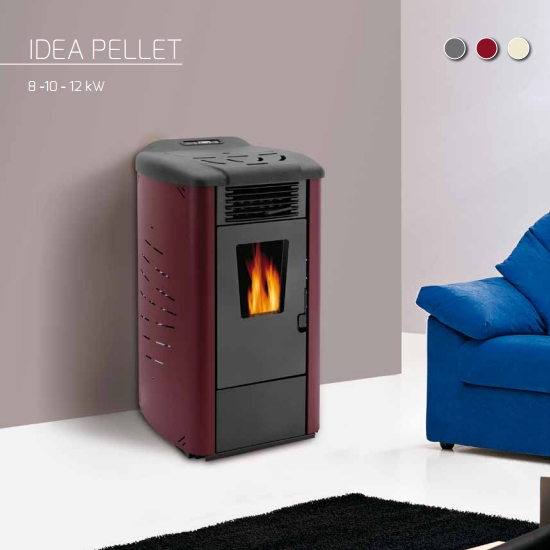 idea pellet 10 kw po le granul s pellet arca fastove service. Black Bedroom Furniture Sets. Home Design Ideas