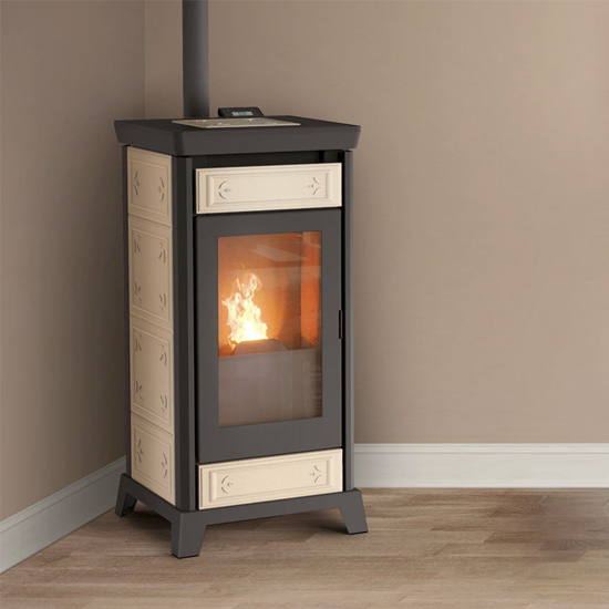 po le granul s pellets kokkola canalisable 10 2 kw thermorossi fastove service. Black Bedroom Furniture Sets. Home Design Ideas
